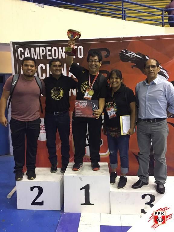 Campeonato Verano 2019 - Federación Peruana de Karate