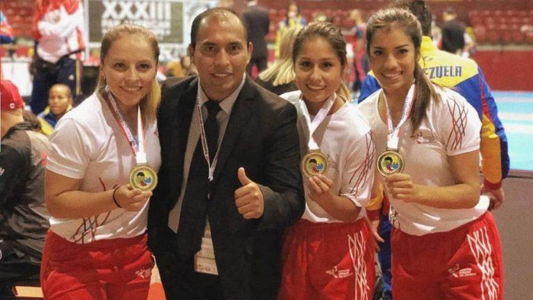 Equipo Femenino de Karate de Perú