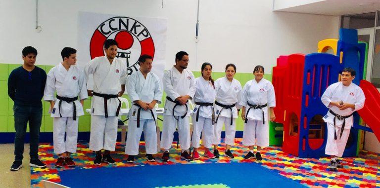 Campeonato Karate Nido Rayitos de Luz